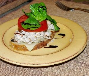 Tuna Salad Melt